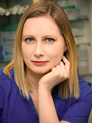 dr n.med. Emilia<br /> Pawłowska-Krajka