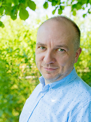 mgr Piotr<br /> Malinowski