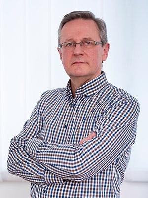 lek. med. Paweł Woszczyk - urolog